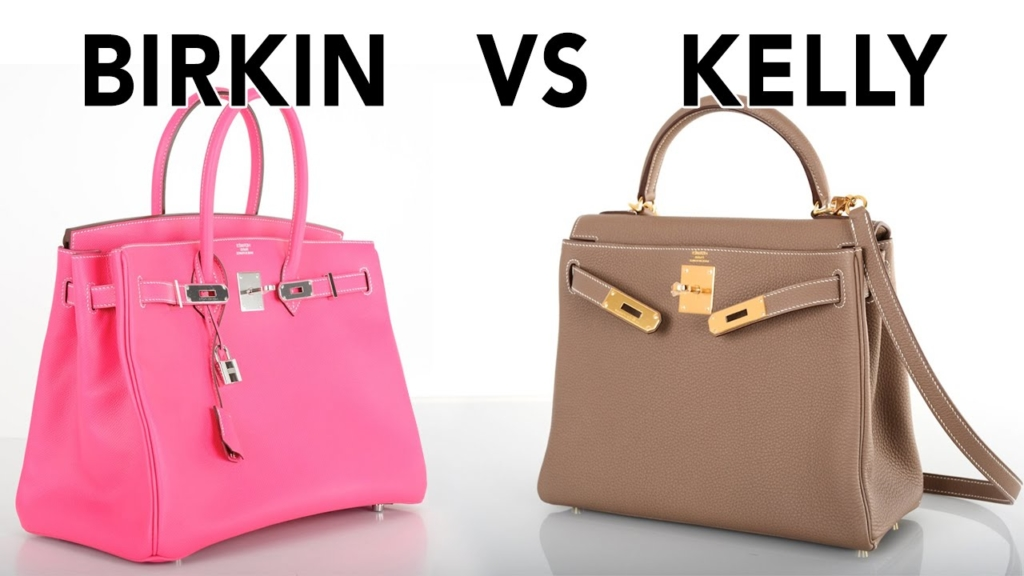 Hermes Birkin and Kelly